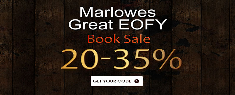 Marlowes Great EOFY Sale 20% - 35%. 20% off orders over $20. 30% off orders over $55. 35% off orders over $70