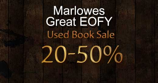 Marlowes Great EOFY Sale 20% - 50%. 20% off orders over $20. 30% off orders over $45. 50% off orders over $100